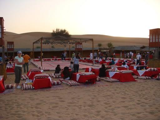 dune dinner