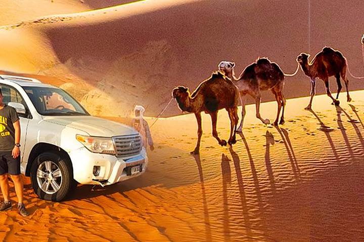 vip desert safari Dubai