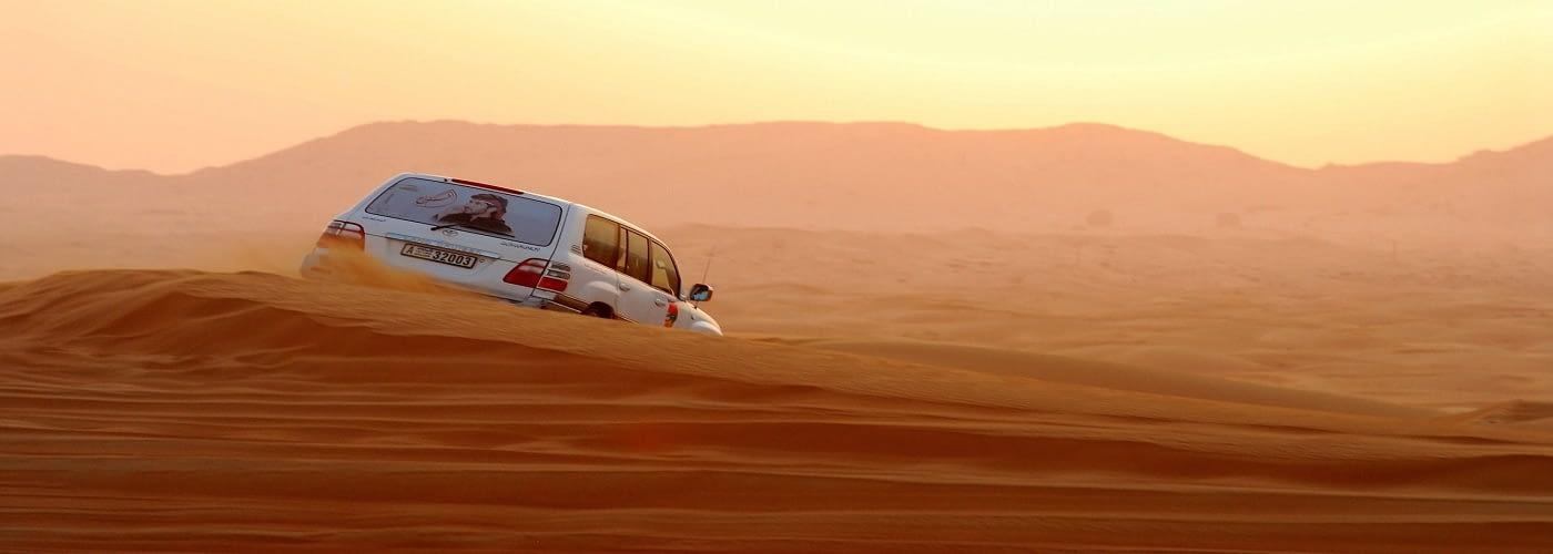 Private Desert Safari in Dubai