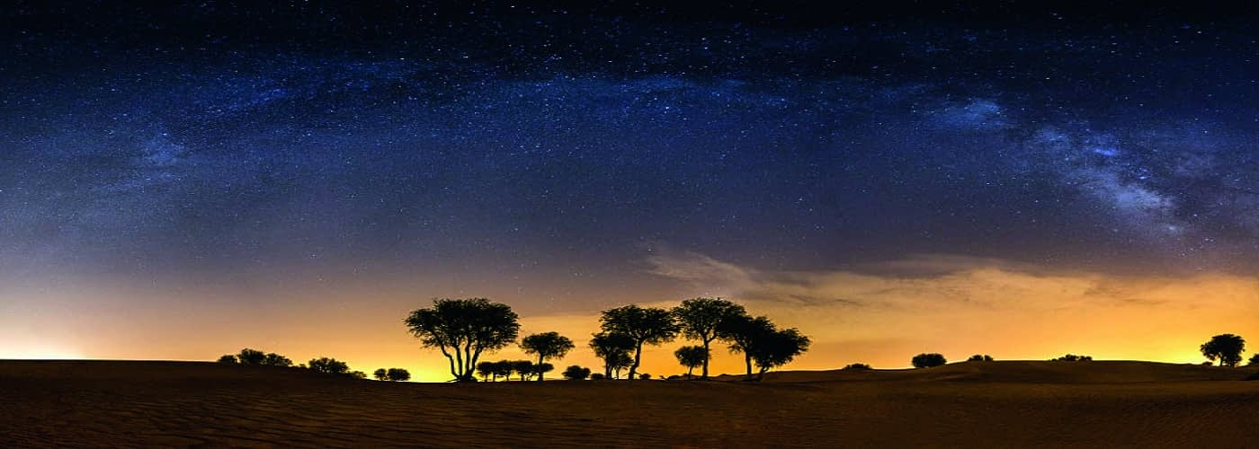 Evening Desert Safari 80 AED per person